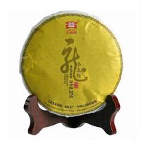 2013年大益 小龙柱圆茶 1301批 熟茶 357克