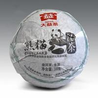 2012年大益 熊猫沱 201批 生茶 100克