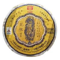 2011年大益 龙柱圆茶 101批 熟茶 357克