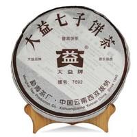 2006年大益 601批 7692 熟茶 357克