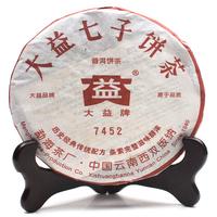 2006年大益 7452 602批 熟茶 357克