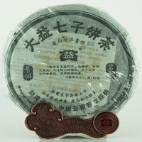 2006年大益 岩韵普洱青饼 601批 生茶 400克