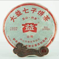 2006年大益 高山韵象 601批 生茶 500克