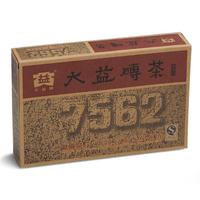 2006年大益 7562普砖 601批 熟茶 250克