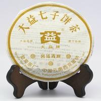 2006年大益 宫廷青饼 601批 生茶 250克