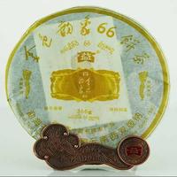 2006年大益 金色韵象66饼茶 601批 生茶 366克