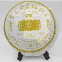 2006年大益 金色韵象666克 601批 生茶 666克