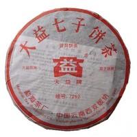 2006年大益 7262(后面批次) 熟茶 357克