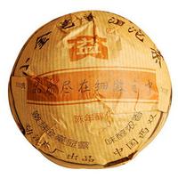 2005年大益 小金毫熟沱 501批 熟茶 200克