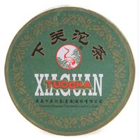 2012年下关沱茶 绿盒甲级沱茶 生茶 100克