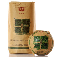 2015年大益 勐海青沱 1501批 生茶 250克