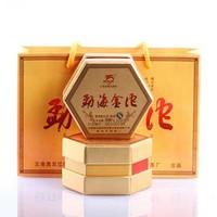 2014年龙园号 勐海金沱 熟茶 300克