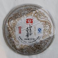 2007年大益 皇茶壹号熟饼 701批 熟茶 357克