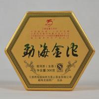 2014年龙园号 勐海金沱 生茶 300克