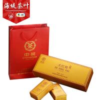 中茶 海堤茶叶 CT3103 尊品大红袍 乌龙茶 特级 150克/条