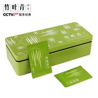 竹叶青 特级(品味)经典礼盒 峨眉高山绿茶 100克/盒