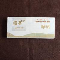 2018年巅茶 华砖 生茶 300克