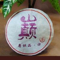 2009年巅茶 景谷老树茶 生茶 200克