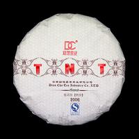 2012年巅茶 TNT 熟茶 200克