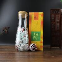 2017年巅茶 青梅竹马 熟茶 110克