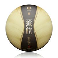 2017年大益 柔侠 1701批 熟茶 357克