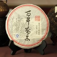 2010年岁月知味 百年乔木 生茶 380克