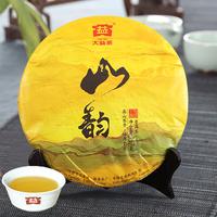 2016年大益 山韵 1601批 生茶 357克