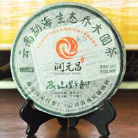 2014年润元昌 高山野韵 生茶 360克