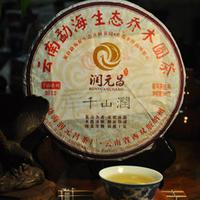 2012年润元昌 千山润 生茶 360克
