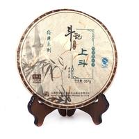 2014年斗记 红上斗 生茶 357克