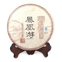 2014年斗记 凤凰游 熟茶 357克