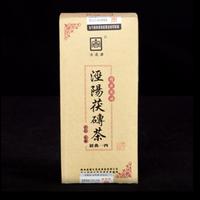 2016年百富茯茶 经典14 泾阳茯砖黑茶 200克
