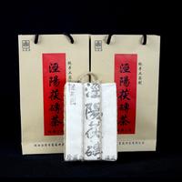 2016年百富茯茶 珍藏版 泾阳茯砖黑茶 500克