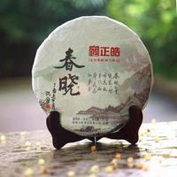 2017年正皓 春晓 生茶 357克