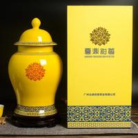 2016年云鼎柑普 易武古树柑普生茶(古法珍藏版) 柑普茶 500克
