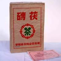 1991年 雪域黑金 中茶牌茯砖 黑茶 茯茶 3000克