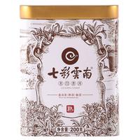 2019年七彩云南 名门普洱(散茶) 熟茶 200克