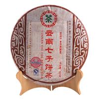 2007年中茶普洱 中茶牌 6261 熟茶 400克