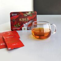 2020年中茶 凤翎玫香 调味茶 60克