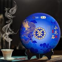2020年中茶 小龙石 熟茶 357克