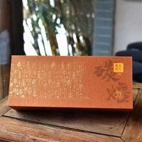 2021年彩农茶 易武炭焙晒红 红茶 100克