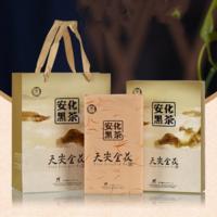 2014年湘丰茶业  天尖金茯 安化黑茶 1000克