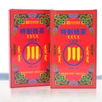 2016年赵李桥 特制青砖茶 黑茶 500克