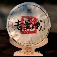 2021年彩农茶 春·老曼峨 生茶 357克