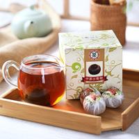 2020年中茶六堡茶 中茶小青柑 再加工茶 100克