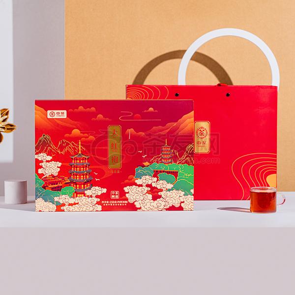 2020年中茶海堤 鲤遇大红袍 乌龙茶 250克