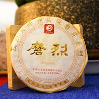 2021年云章 头采春芽·磨烈 生茶 100克