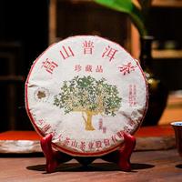 2021年六大茶山 高山普洱茶 生茶 357克