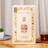 2019年泾渭茯茶 经典1368 黑茶 900克