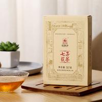 2021年泾渭茯茶 七子茯茶 黑茶 357克